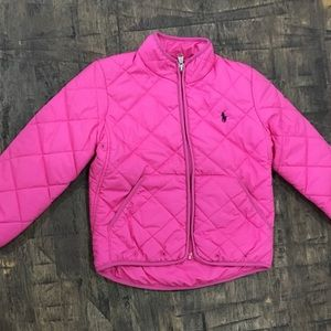 Spring/Fall Quilted Jacket